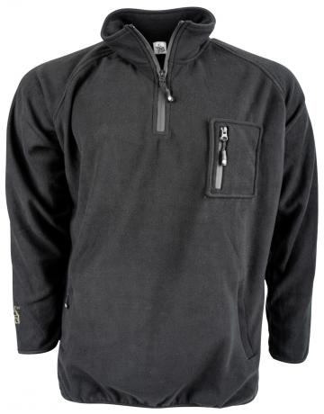 Fleece Nightrider black