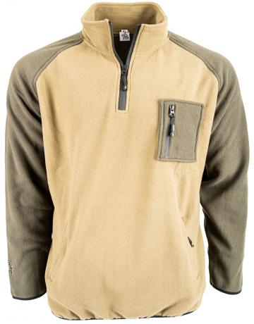 Fleece Woody olive