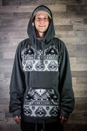 Fleece Hoody Apache