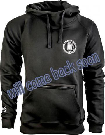 Hoody Beermountain black