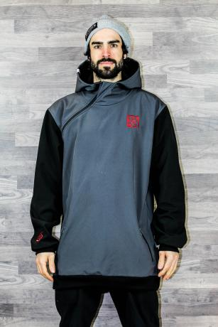 SOFTSHELL HOODY PATCH